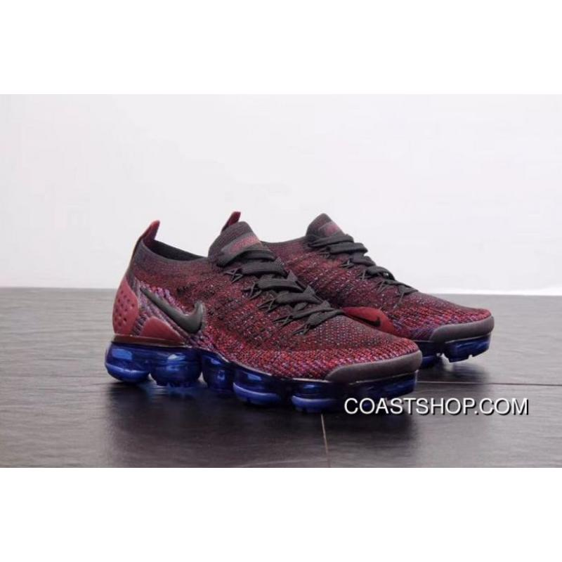 8c0072ad33 Women Nike Air VaporMax 2018 Flyknit Sneakers SKU:106836-304 New Style ...